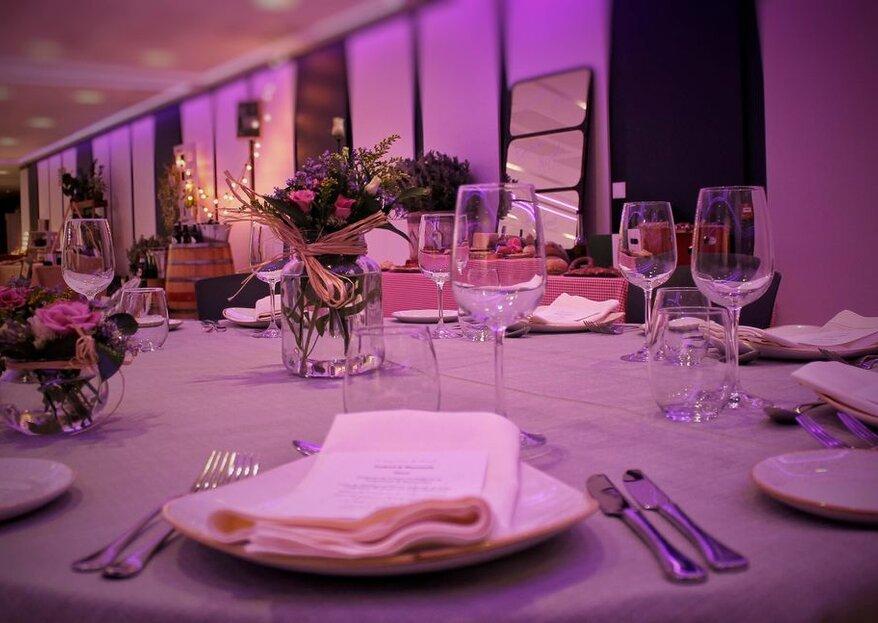 Hotel Vincci Soma: el culmen de la elegancia para una boda en pleno centro de Madrid