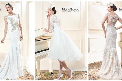 Manu García Costura: vestidos con personalidad para novias e invitadas que buscan la perfección