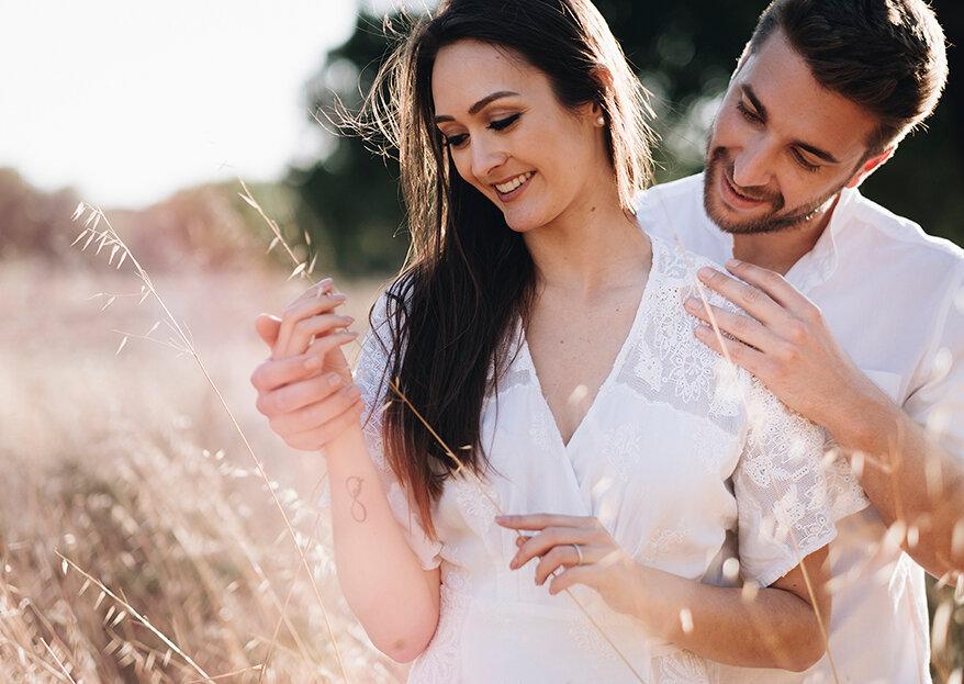 Ana Marta & André: ao sabor do vento e da brisa do mar pintou-se este amor ... de azul e branco