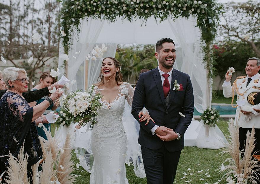 Gabriela y Daniel: ¡el amor también se encuentra en redes sociales!