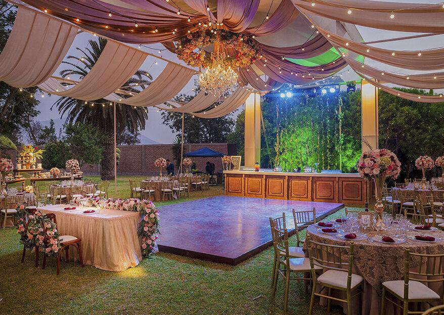 Voilà Producciones y Eventos: ¡lo que no puede faltar en el catering de tu boda!