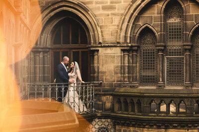 Un matrimonio da favola ispirato ad Harry Potter: da NON perdere!