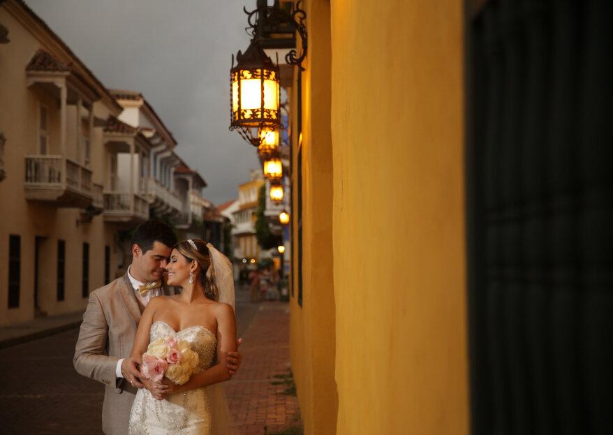 Cinco tareas de tu boda que la wedding planner Lina Pérez, ¡hará por ti!