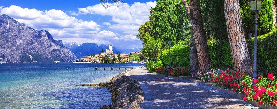 Le migliori location per matrimoni sul Lago di Garda