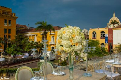 Destination Wedding Cartagena: 5 Top Tips from a Wedding Planner