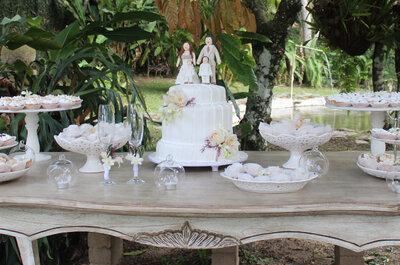 Las 5 mejores pastelerías para el pastel de boda y las mesas dulces en Bucaramanga