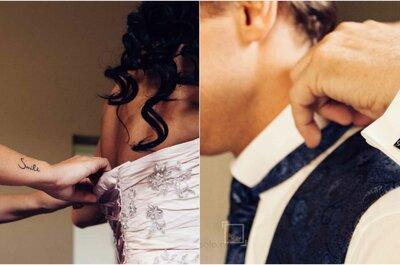 De real wedding van Venera en Daniel: een waar sprookjeshuwelijk!