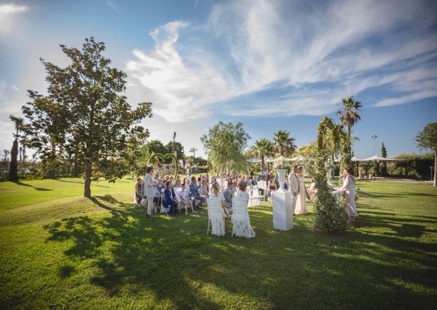 Villa dei Desideri: una location dotata di ogni comfort per organizzare il vostro matrimonio