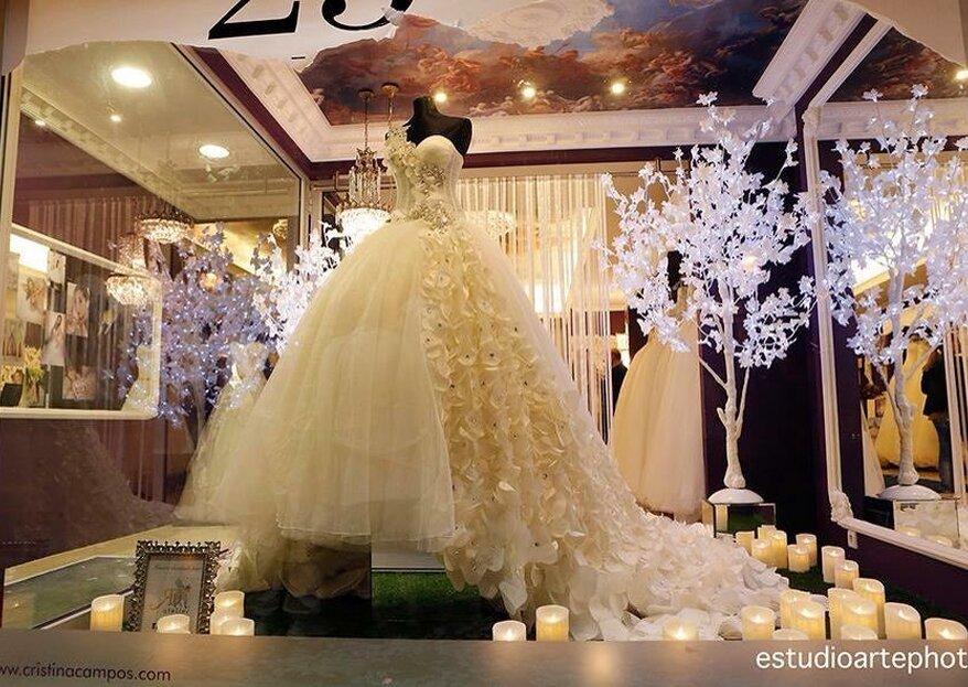 Momentus by Cristina Campos & MILLA NOVA: vestidos exclusivos para todos os estilos