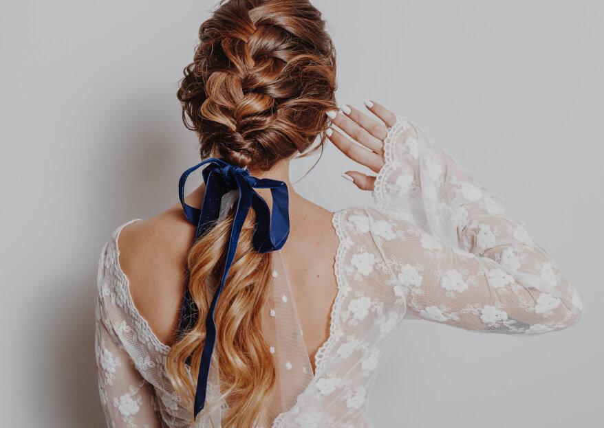 Sensualidad, personalidad y dulzura: 4 novias y 4 estilos de maquillaje y peinado de La Petite