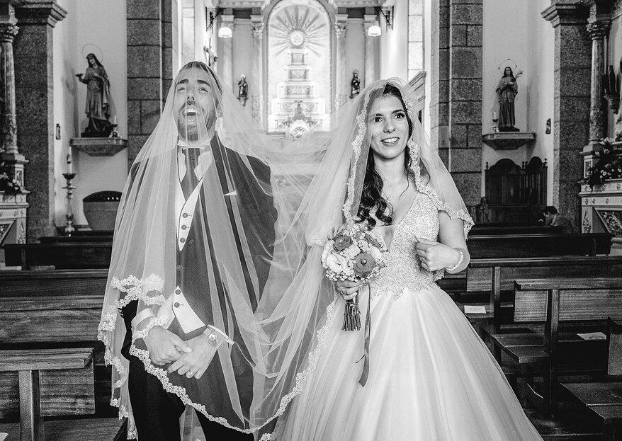 Com a fotografia e vídeo da Foto Iris vai passar a ver o seu casamento com outros olhos