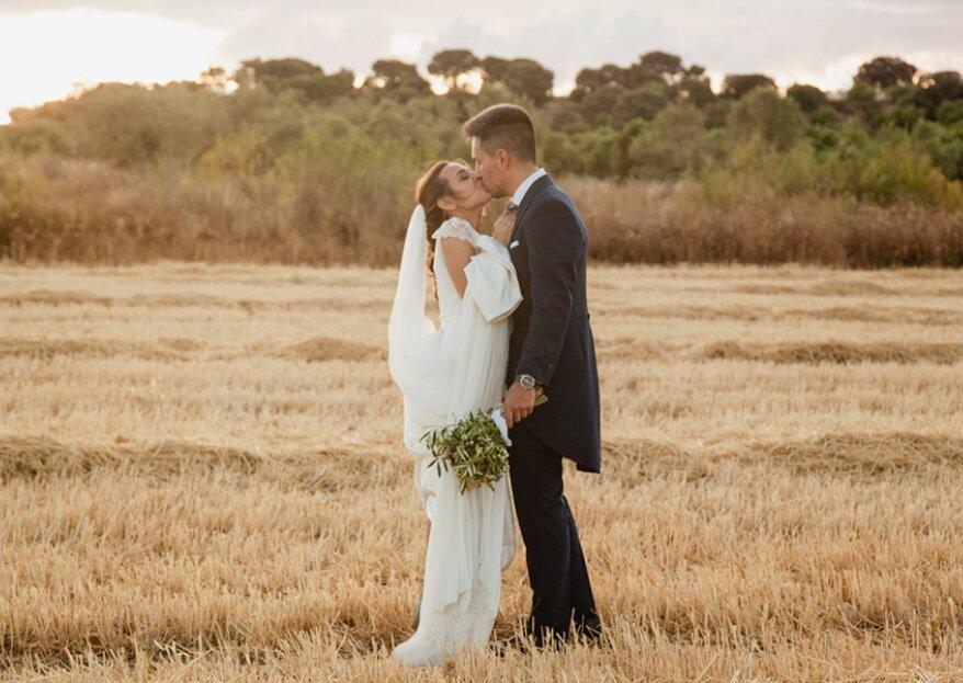 El día más intenso de nuestras vidas: la boda de Marta y Miguel