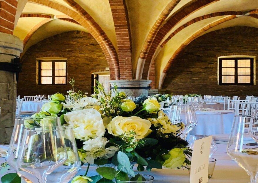 La Stella Catering & Banqueting: la combinazione perfetta tra gusto e stile decorativo