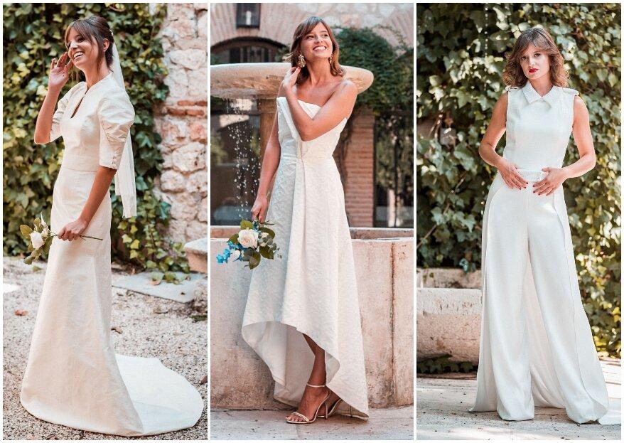 3 estilos de novia inspirados en el Hollywood clásico