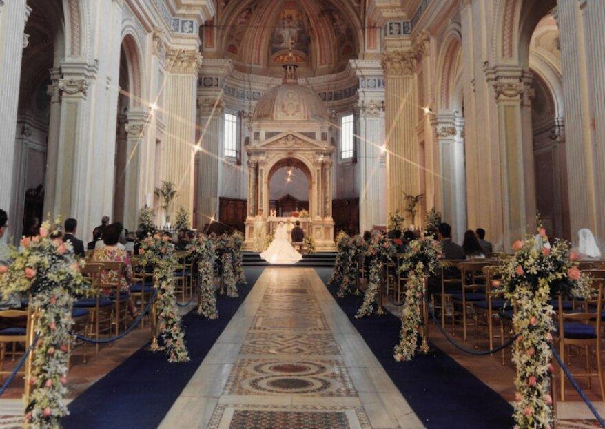 Con Lillà Bianco Wedding and Events Planner realizzare un matrimonio originale è possibile!