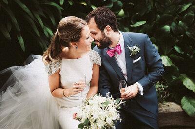 ¿Fotografías espontáneas o planificadas? Descubre cómo lograr imágenes auténticas en el día de tu boda