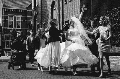 De taken van de getuigen zijn een belangrijk onderdeel van jouw bruiloft, lees ze hier!