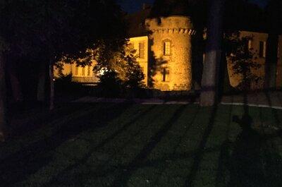 A Senlisse, un château intimiste et majestueux pour votre mariage