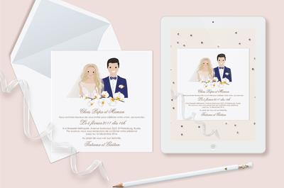 Предварительные приглашения на свадьбу: узнайте подробнее о полезном формате!