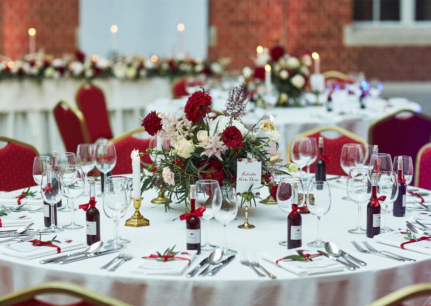 Jak udekorować wesele? Nasze cenne dekoratorskie rady od ekspertów!