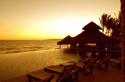 Tu boda en un exclusivo paraíso en la costa del Pacífico