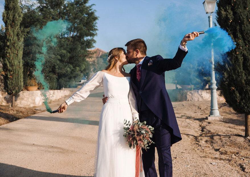 Preguntas que debes hacerte para acertar con los detalles de boda