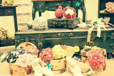 ¿Cuántos tipos de ramo de novia puedo encontrar?