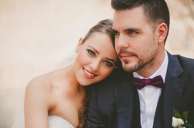Fotógrafos de bodas: Magia delante y detrás de la cámara