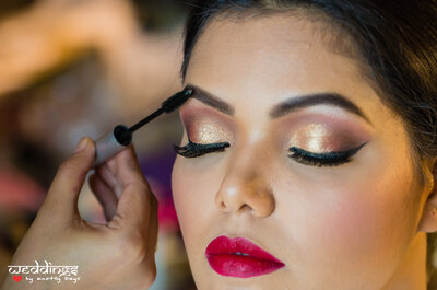 How to Get Perfect Bridal Makeup
