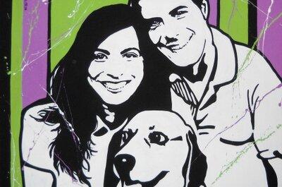 L'idea in più: un ritratto della famiglia... al gran completo!