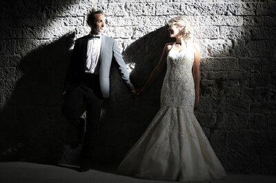 Le sublime mariage d'Amanda + Karim : Quand l'amour aide à traverser les épreuves de la vie