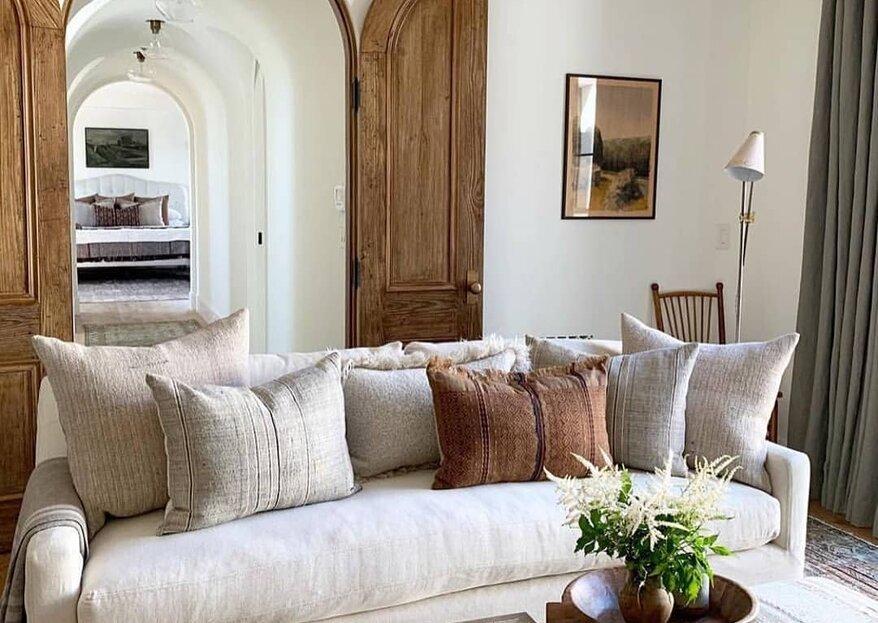 Inspire-se para decorar seu lar com as portas que estão em alta no Instagram