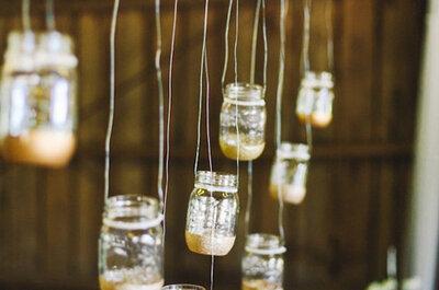 Decoração suspensa: lindas ideias para seu casamento!