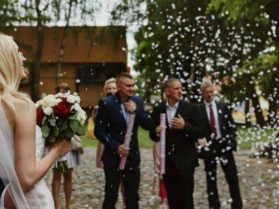 Wyjątkowo piękny ślub i wesele Alicjii i Andrzeja w Szczecinie! Sprawdź!