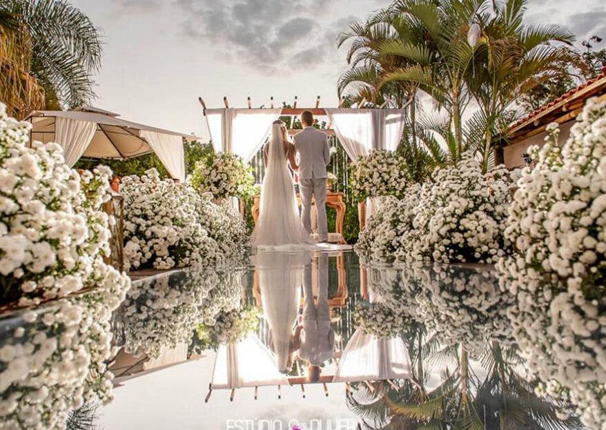 Espaço Inimaginável Eventos: seu casamento em todos os detalhes, celebrado em um dos espaços mais deslumbrantes de Belo Horizonte!