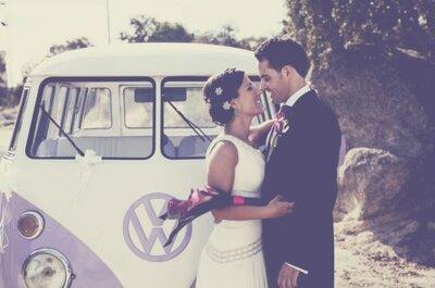 Rubén Mejías: pasión por la fotografía de boda