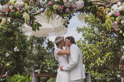 Sigue estos 5 consejos para que la planeación de tu boda sea perfecta y sin estrés