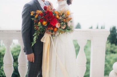 Очаровательная свадебная фотосъемка Дениса и Насти в Абхазии