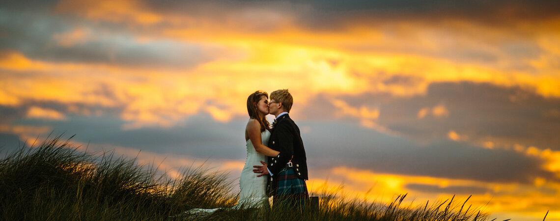 Pip and Luke's Glorious Wedding In Scotland