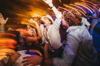 6 motivos para você contratar o melhor DJ para o seu casamento. A número 6 é a mais importante!