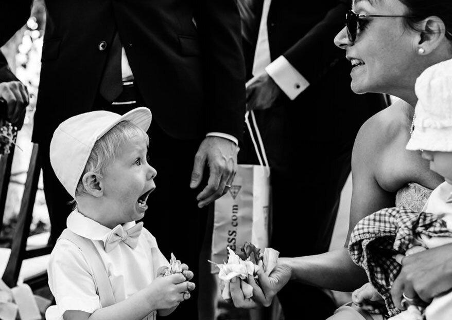 Casamento sem crianças: 5 formas educadas de dizê-lo aos seus convidados