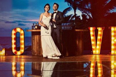 Una boda inolvidable con los mejores detalles