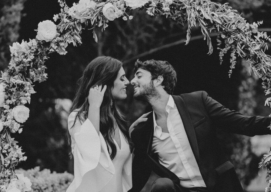Le sublime mariage de Lia et Jordan décoré par Laly Rose