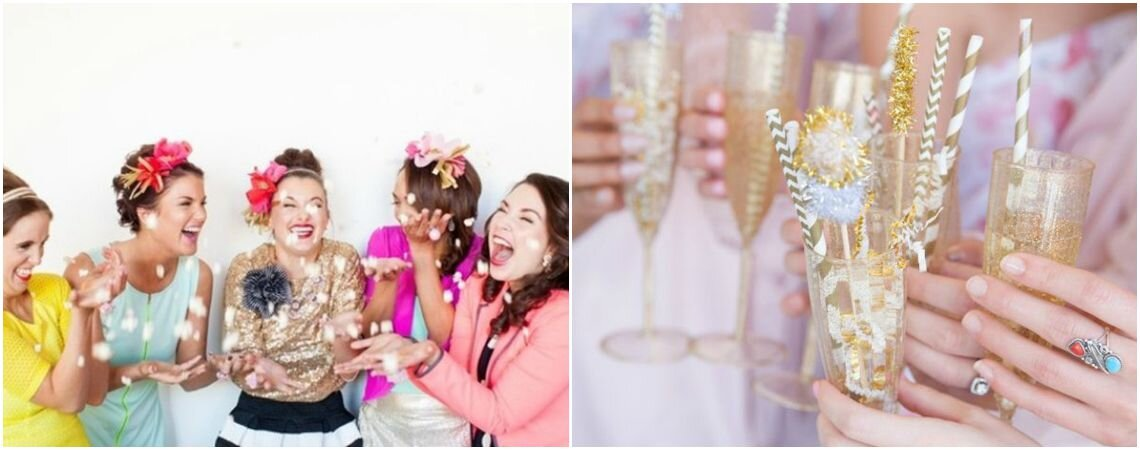 Discover some of the best ideas and accessories to help planning a perfect bridal shower and hen party