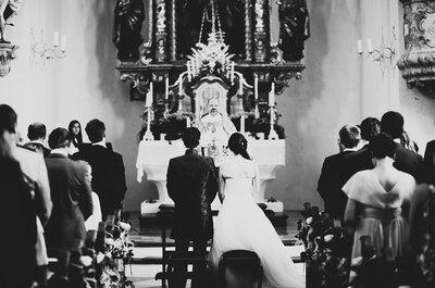 Mein Partner will nicht kirchlich heiraten! Was tun?