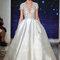Brautkleider im Prinzessinnenstil 2016: Reem Acra.