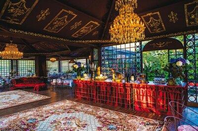 Les 15 plus beaux châteaux de mariage en Île-de-France