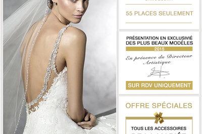 Rendez-vous chez Déclaration Mariage les 16 et 17 janvier pour un évènement de prestige