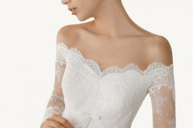 Les plus belles robes de mariée à manches longues