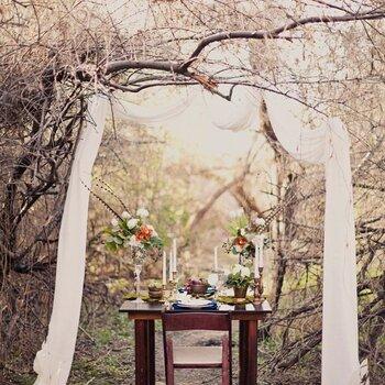 Ispirazioni incredibili per il perfetto matrimonio all'aria aperta